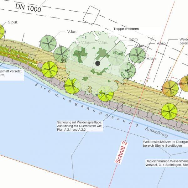 LP Ufersicherung Lauter Plan